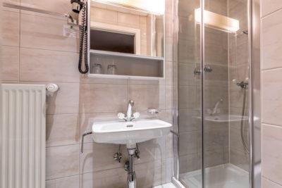 Beausite Hôtel Lausanne Crissier salle de bain